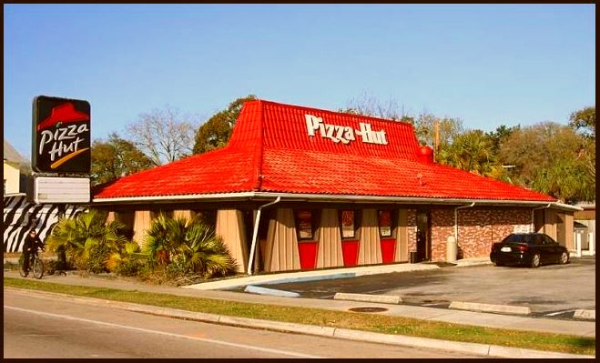 TellPizzaHut pizzerias